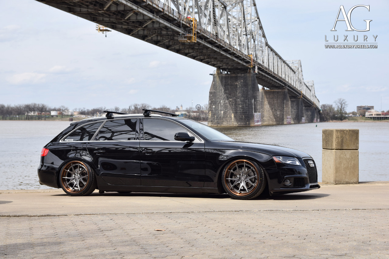 Ag Luxury Wheels Audi A4 Avant Forged Wheels