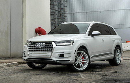 audi q7 concave forged wheels