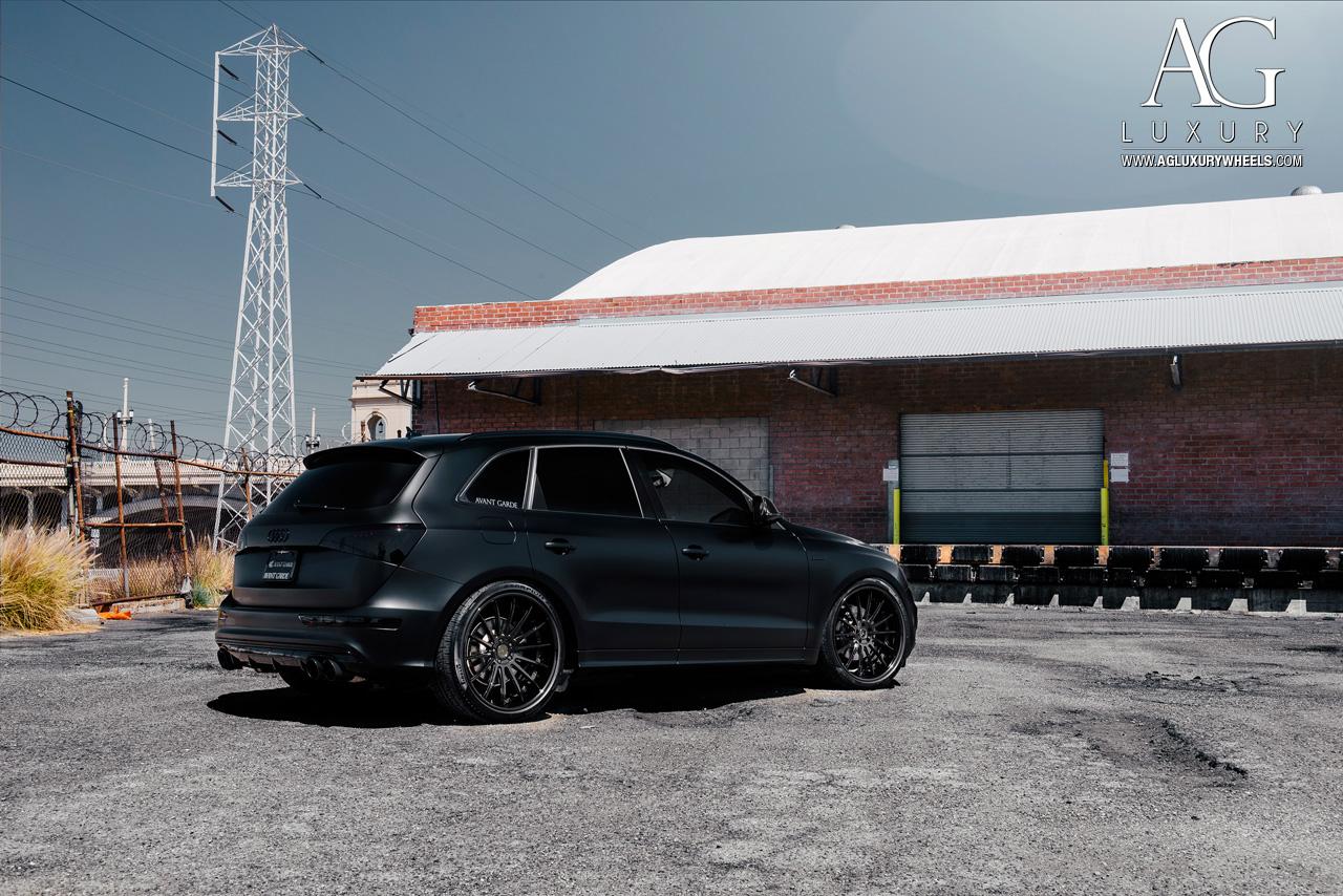 AG Luxury Wheels - Audi SQ5 Forged Wheels