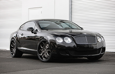 agluxury wheels agl46 spec2 three piece brushed gunmetal gloss black lip bentley continental gt rotiform adv.1 five spoke phone dial