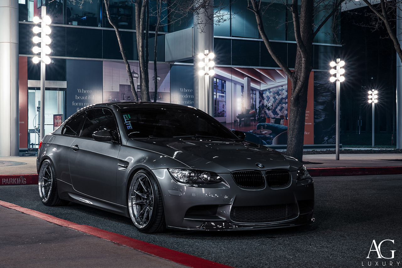 bmw m4 m3 luxury e92 e90 e93 e91 brushed black chrome avant garde agwheels wheel rims rim tire tires wheels agluxury luxury coupe spec3 agl59