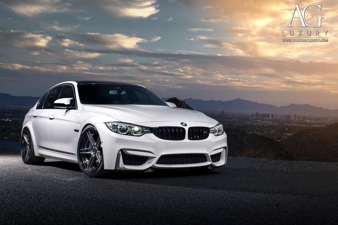 AG Luxury Wheels - BMW M3 Forged Wheels