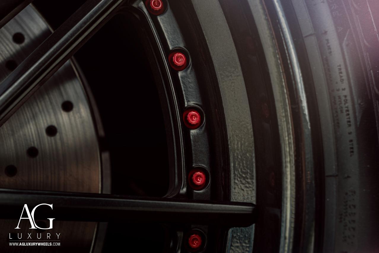 Ag Luxury Wheels Bmw X6m Forged Wheels