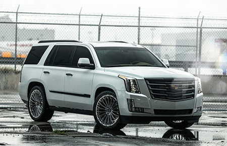 cadillac escalade forged concave monoblock wheels