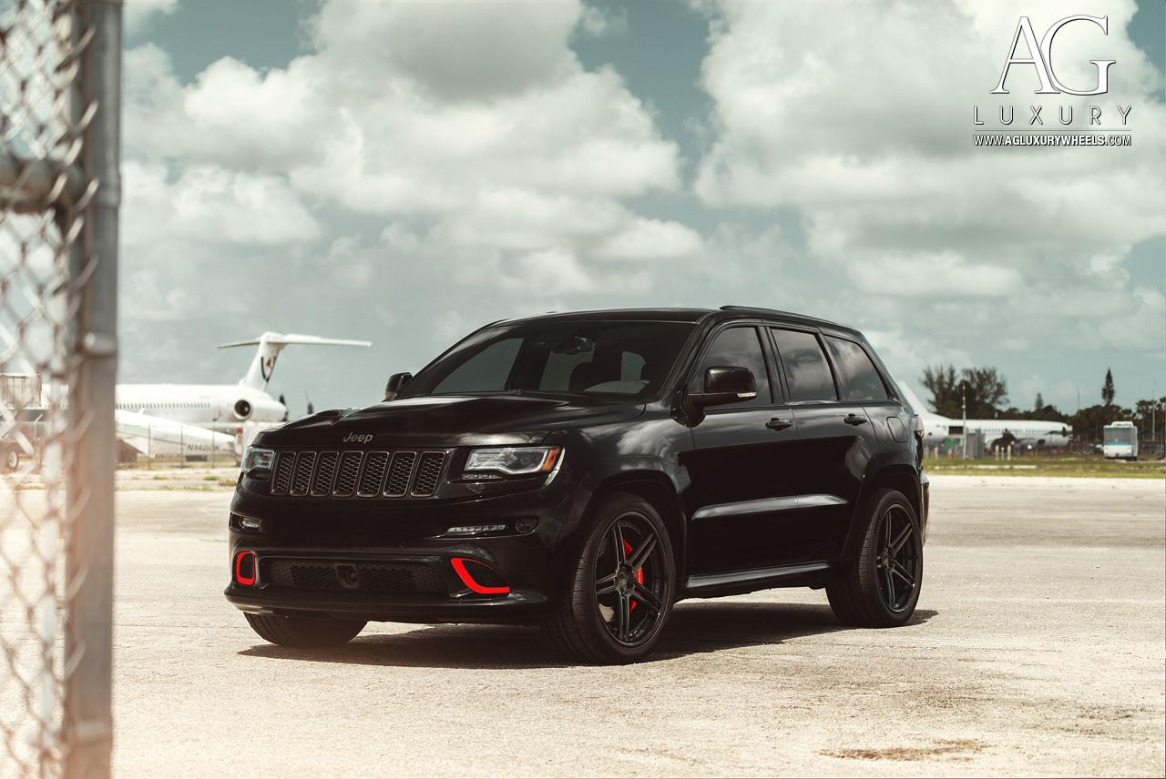Ag Luxury Wheels Jeep Grand Cherokee Srt Forged Wheels
