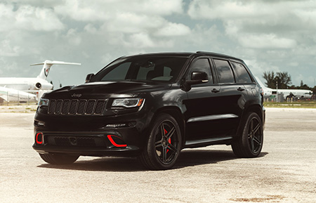 jeep grand cherokee srt8 srt forged concave wheels staggered