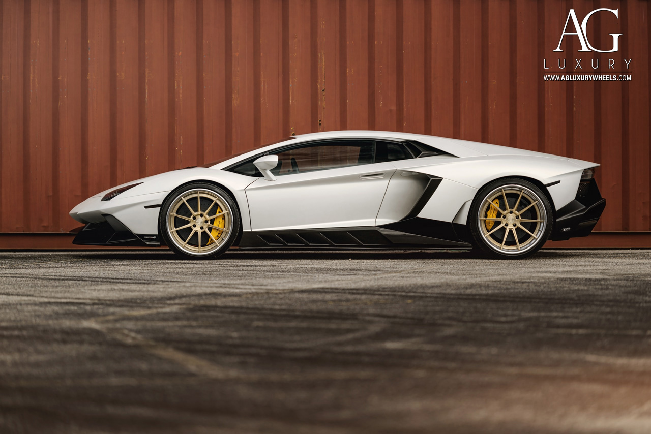 Aventador >> AG Luxury Wheels - Lamborghini Aventador Forged Wheels