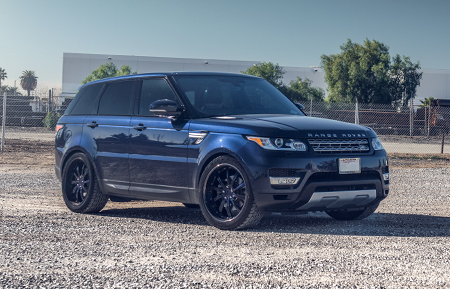 land rover range rover sport forged wheels