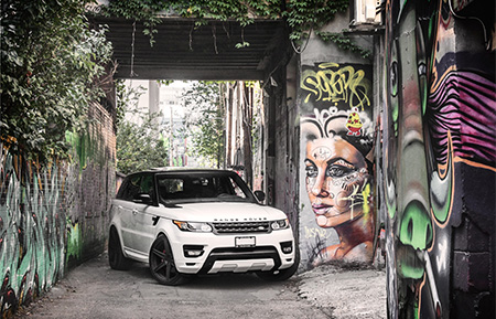 land rover range rover sport forged concave wheels