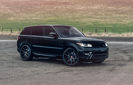 land rover range rover sport concave forged wheels