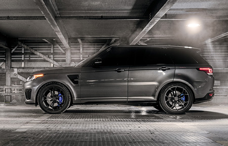 land rover range rover sport svr forged concave wheels