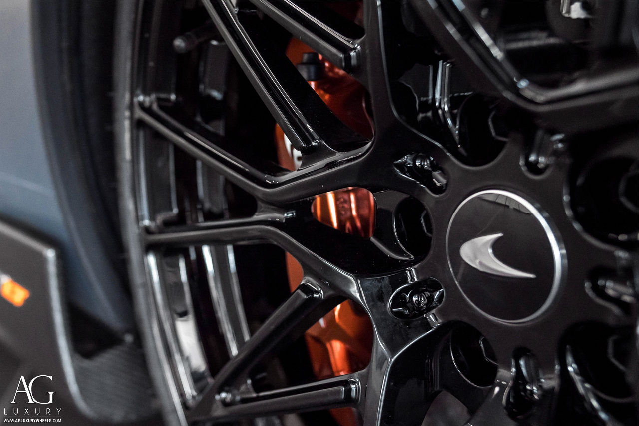AG Luxury Wheels - McLaren 600LT AGLuxury AGL58 Monoblock ...