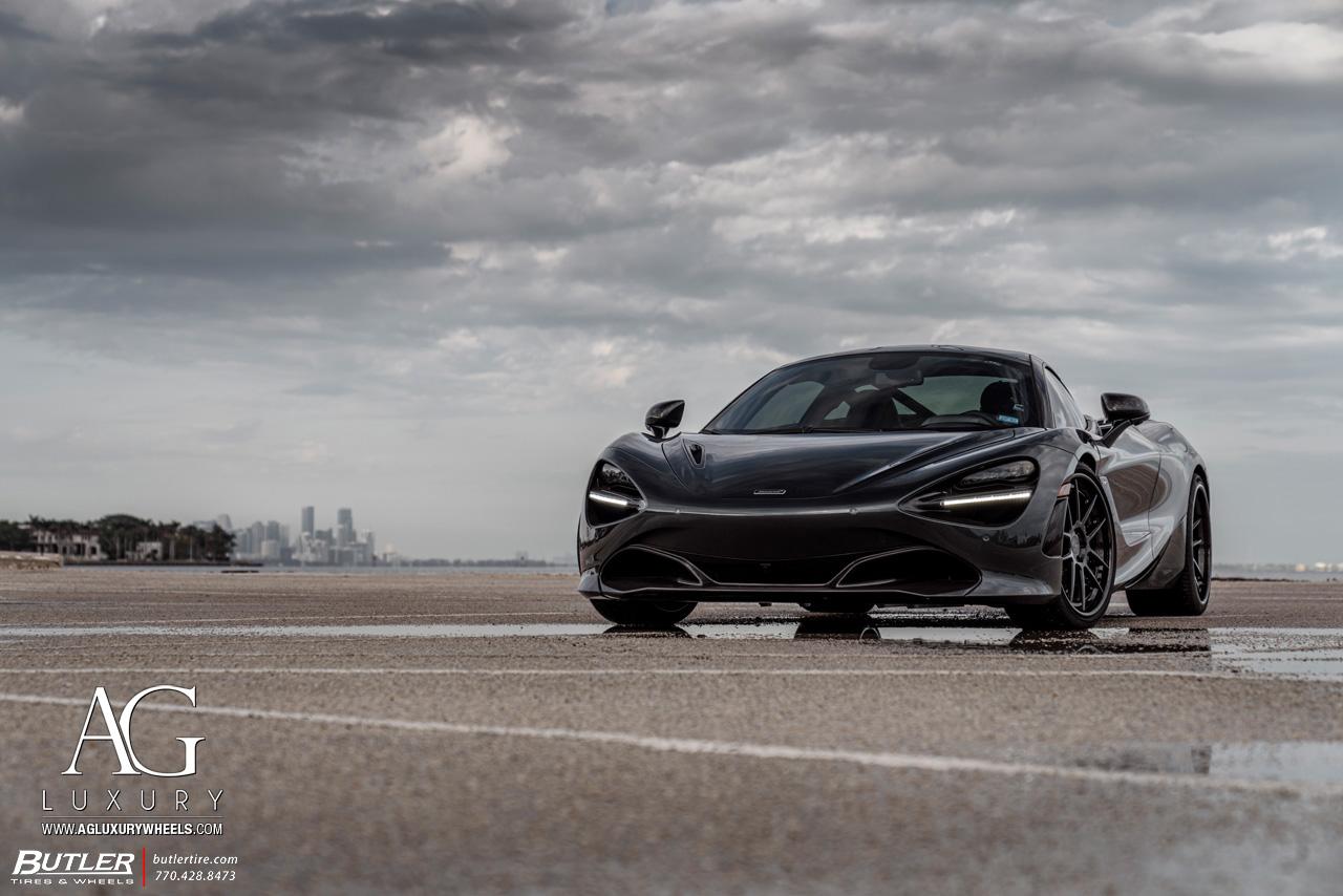AG Luxury Wheels - McLaren 720S Forged Wheels