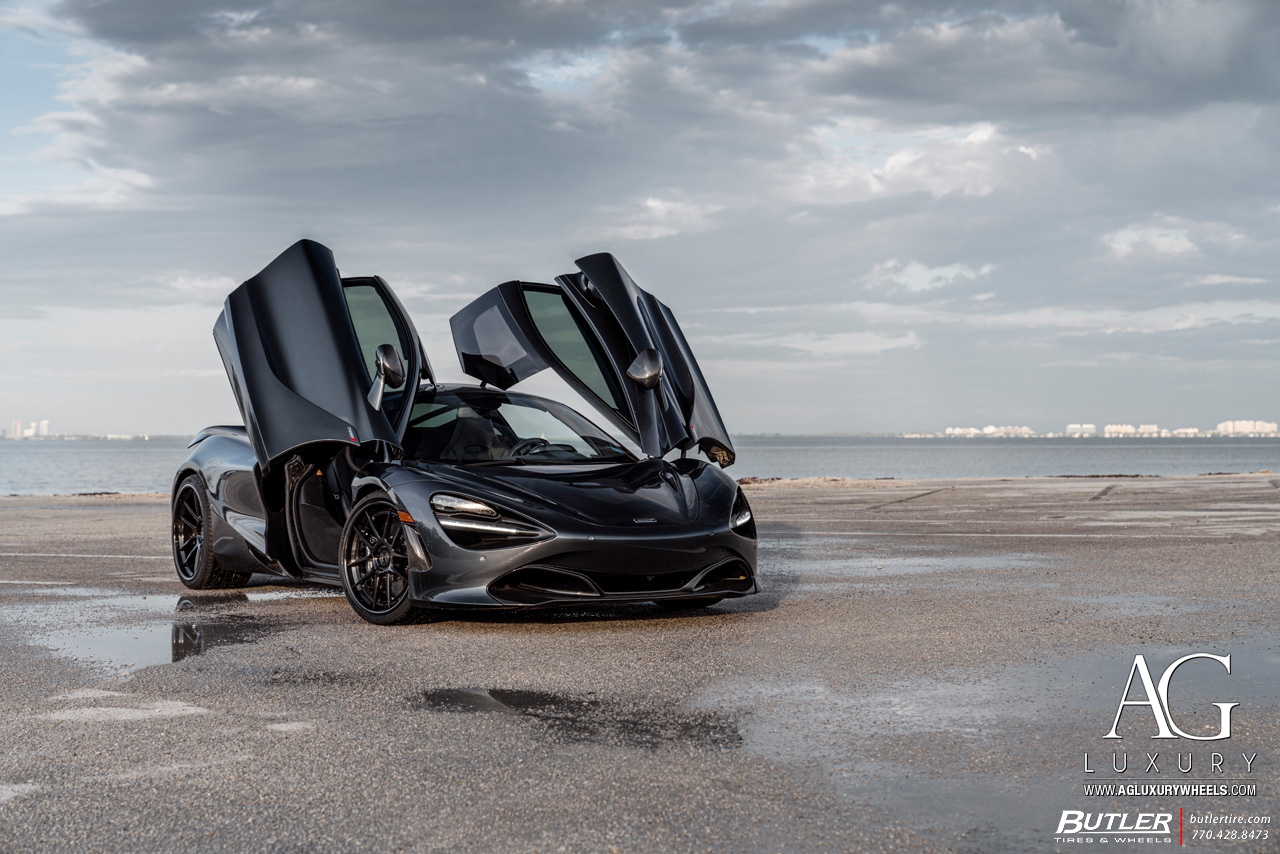 Maserati >> AG Luxury Wheels - McLaren 720S Forged Wheels