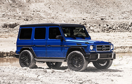 merecedes benz g63 amg forged concave wheels g wagon