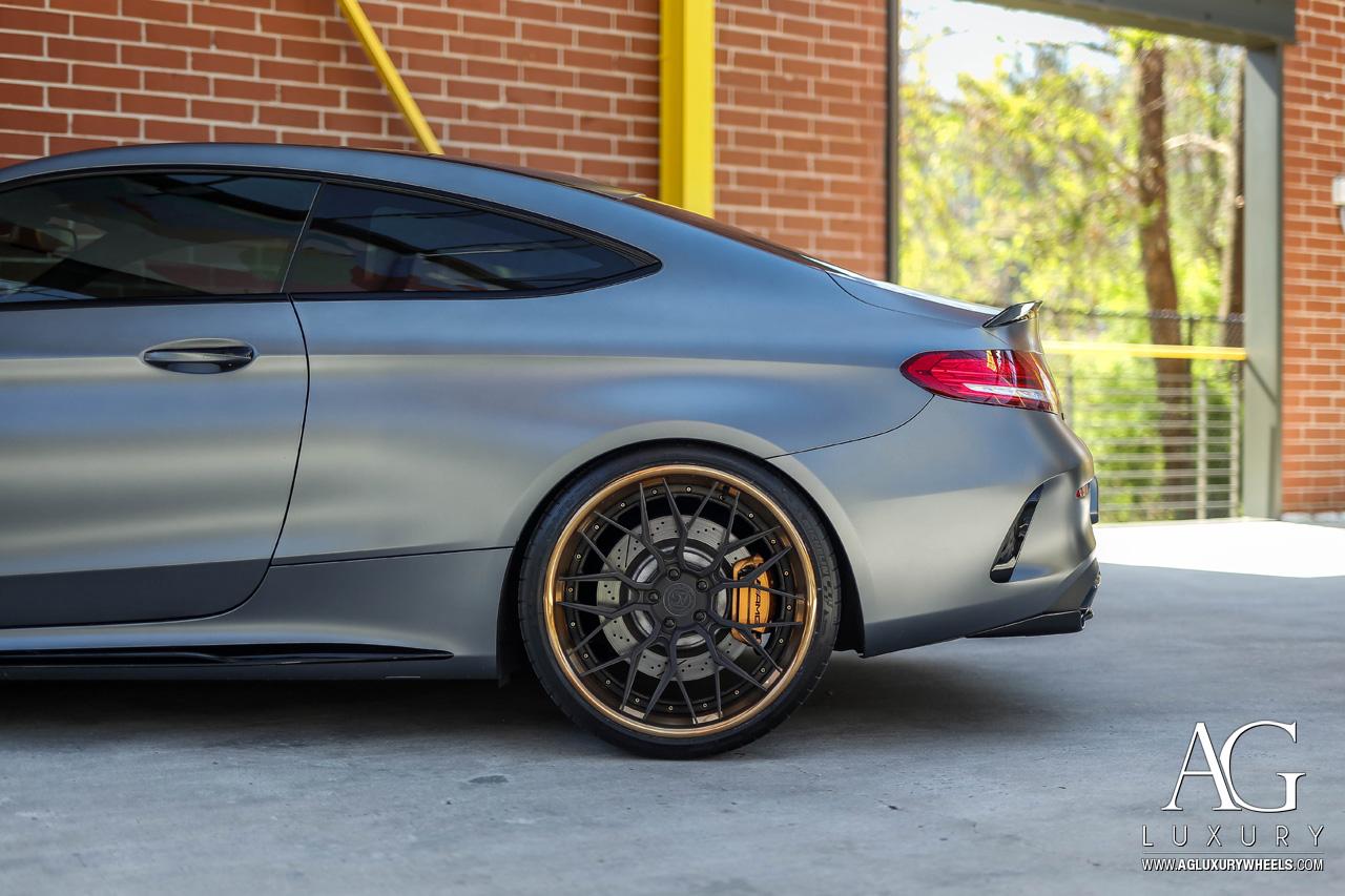 Ag Luxury Wheels Mercedes Benz C63s Amg Edition1 Wheels