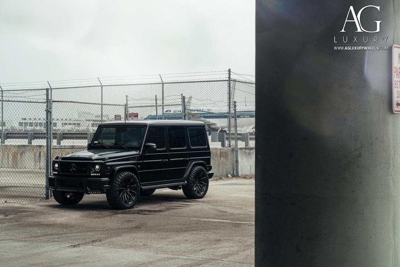 2017 G Wagon >> AG Luxury Wheels - Mercedes-Benz G63 AMG Forged Wheels