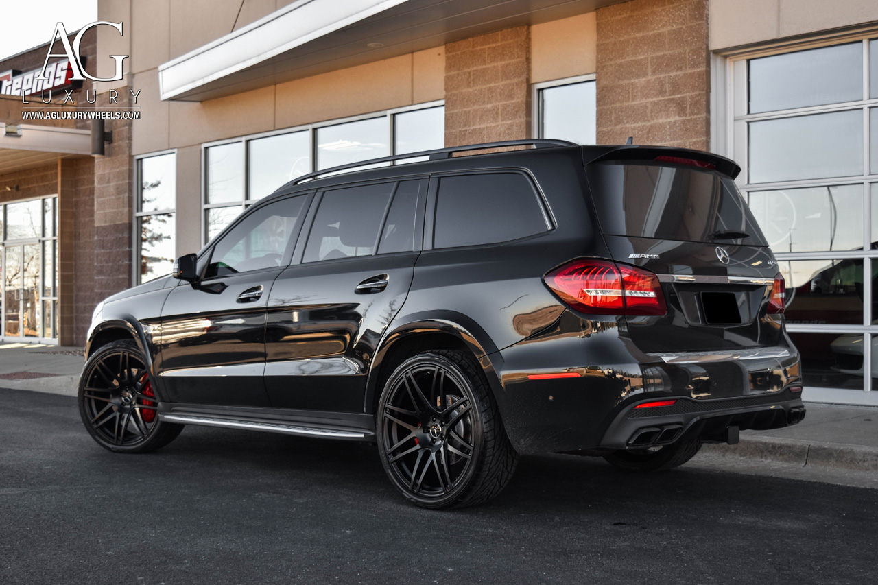 Ag Luxury Wheels Mercedes Benz Gls43 Amg Monoblock