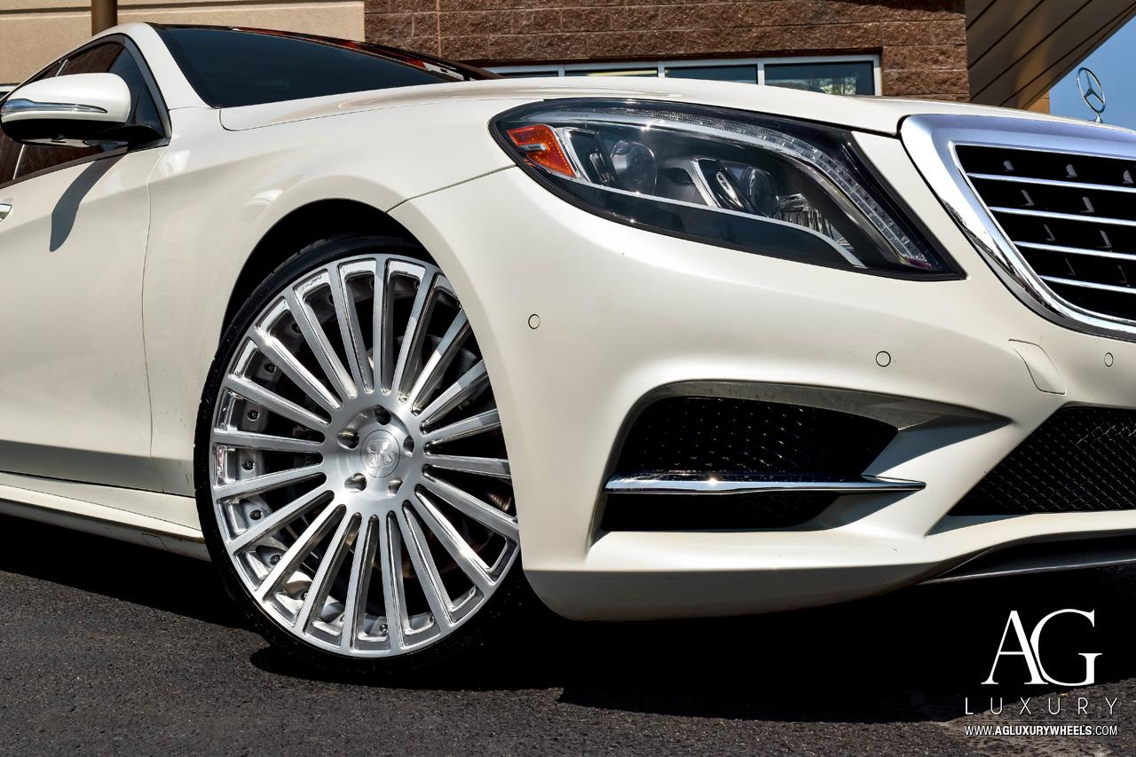 Mercedes Benz S  Wheels