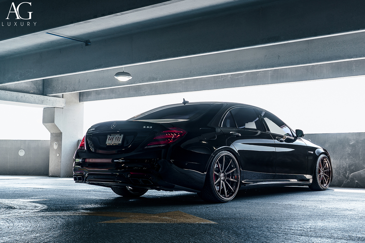 agluxury wheels agl31 spec3 polished candy black clear lip custom concave forged bespoke rims mercedes-benz s63 amg anrky adv1 vossen rotiform forgiato 19in 20in