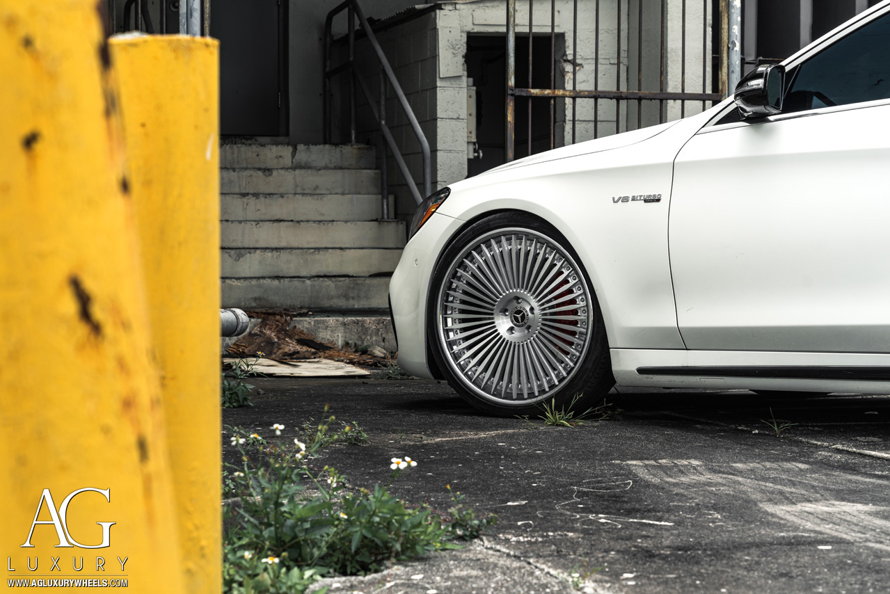 agwheels avant garde agluxury wheel wheel rim rims mercedes benz mercedesbenz stance spec3 agl45 brushed polished mccustoms miami willstern s63 amg mbusa mbamg