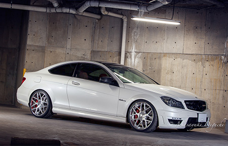 mercedes benz c63 amg forged wheels class concave staggered