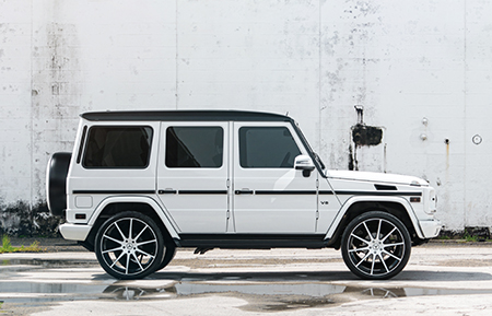 mercedes benz g550 forged concave wheels g wagon amg