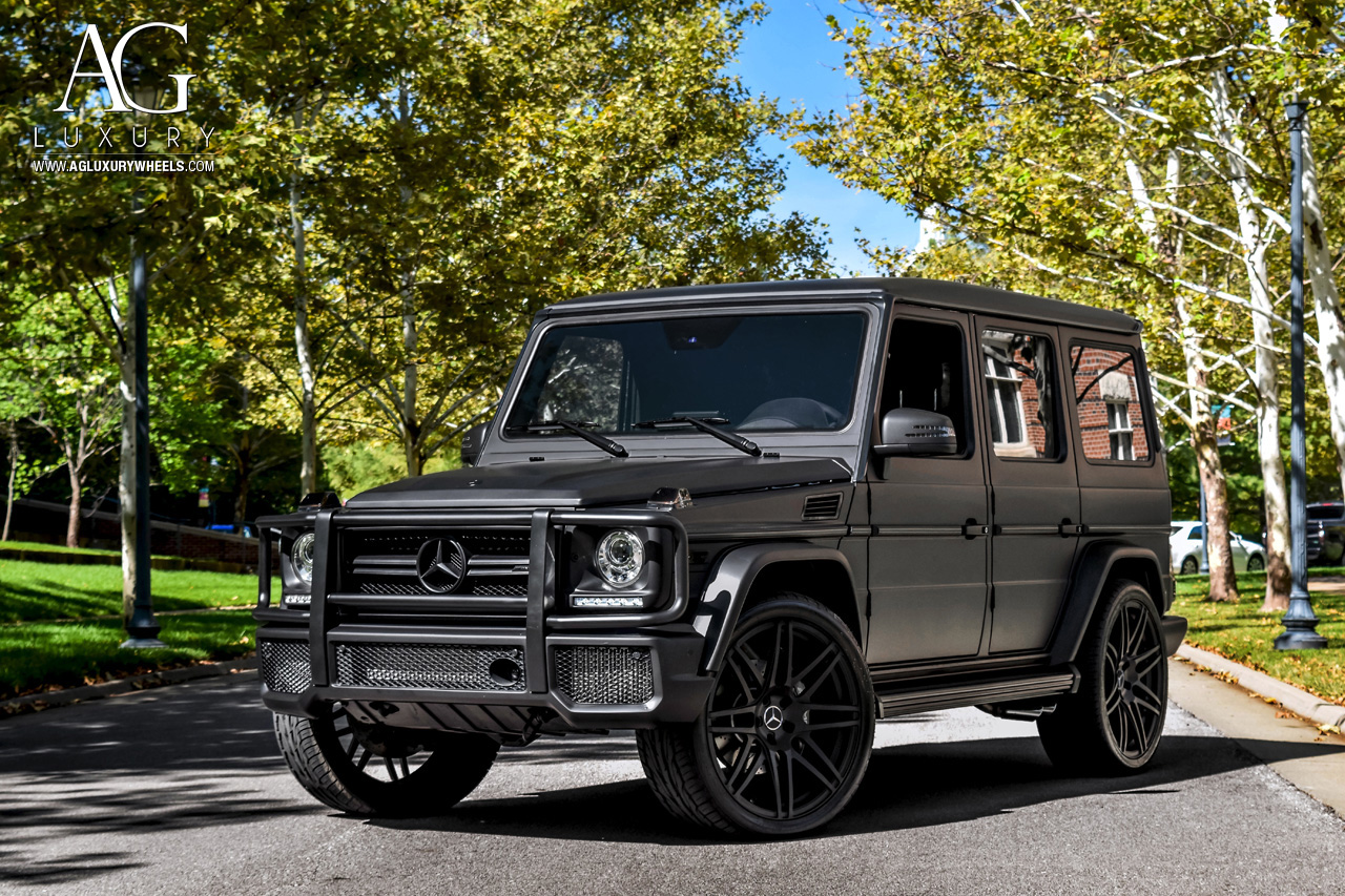 ag luxury wheels mercedes benz amg g63 agl44 forged wheels. Black Bedroom Furniture Sets. Home Design Ideas