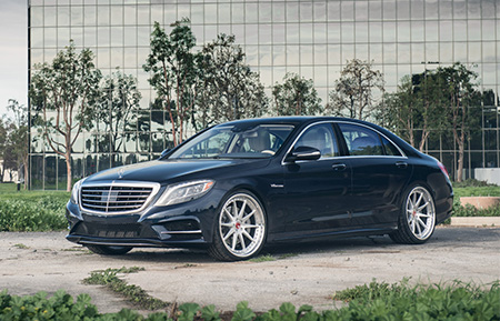 mercedes benz s550 forged wheels sclass amg concave staggered