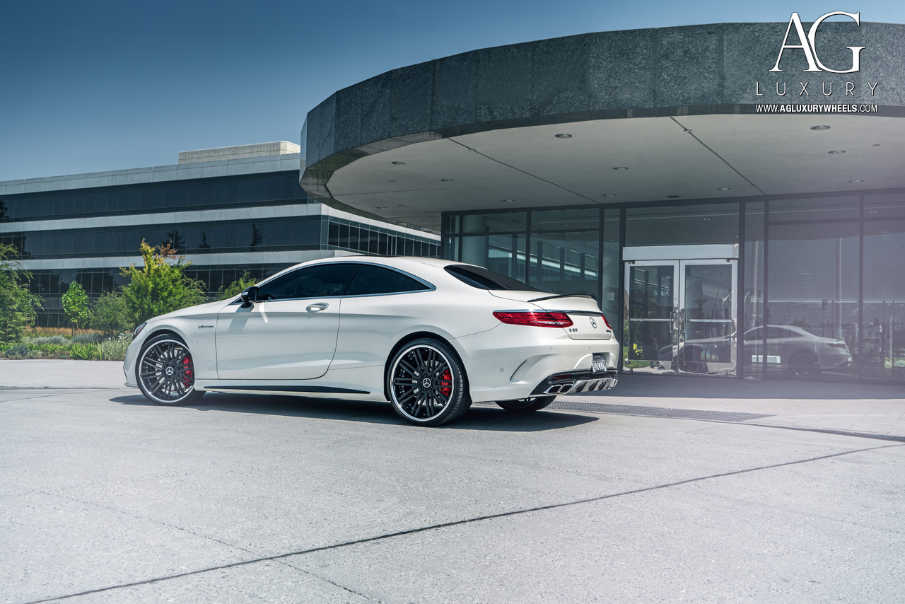 Mercedes Amg Coupe 2017 >> AG Luxury Wheels - Mercedes-Benz S63 AMG Coupe Forged Wheels