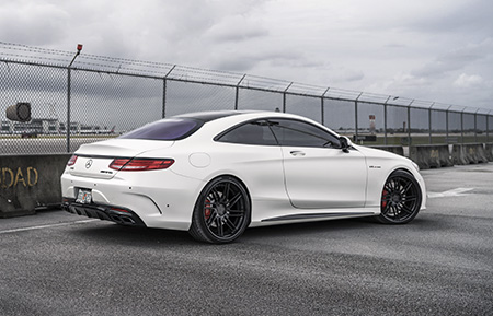 mercedes benz s63 amg forged staggered concave wheels sclass coupe