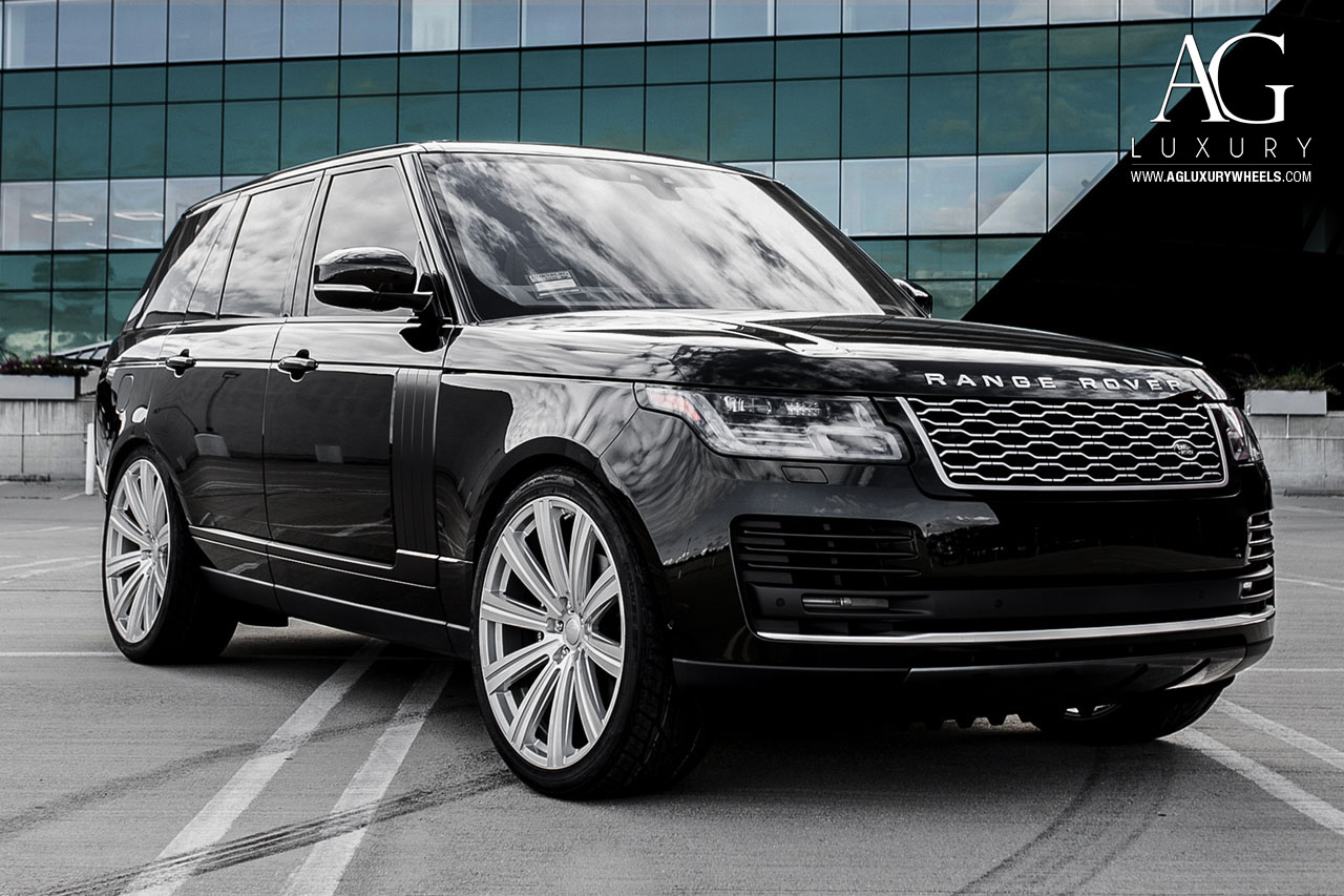 Range Rover Suv >> AG Luxury Wheels - Land Rover Range Rover Flow Form ...