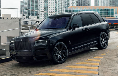 agluxury wheels agl22-8r agl22 gloss black custom concave forged wheels monoblock 8 spoke rolls-royce cullinan suv 24inch 24in vossen forgiato anrky adv.1 vellano