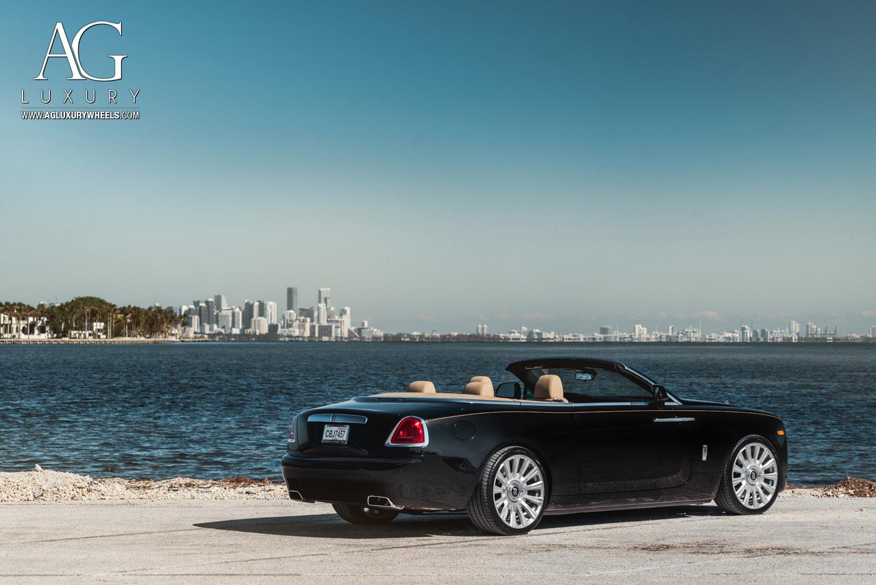 How To Polish A Car >> AG Luxury Wheels - Rolls-Royce Dawn Monoblock Forged Wheels