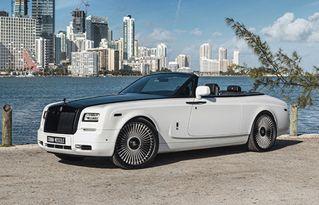 rolls royce phantom drophead coupe forged wheels concave staggered