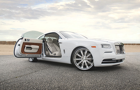 rolls royce wraith forged wheels