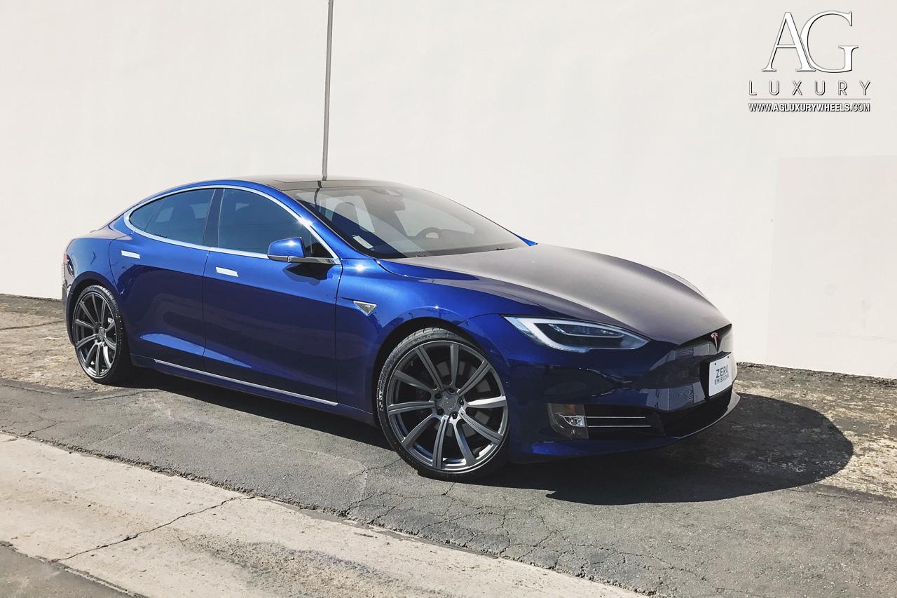 Ag Luxury Wheels Tesla Model S Forged Wheels