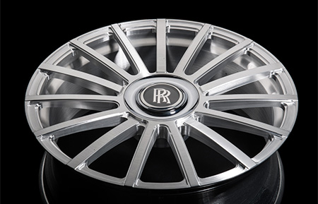 agl20 monoblock forged concave wheels brushed