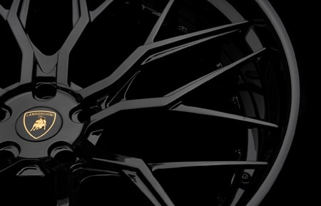 agluxury wheels agl43 spec3 gloss black lamborghini huracan new york modified concepts custom concave forged three piece vossen hre forgiato anrky rims 21in 20in