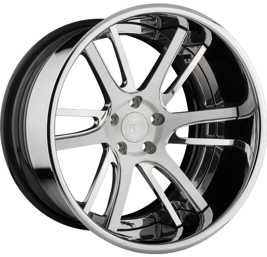 agl18 custom forged wheels