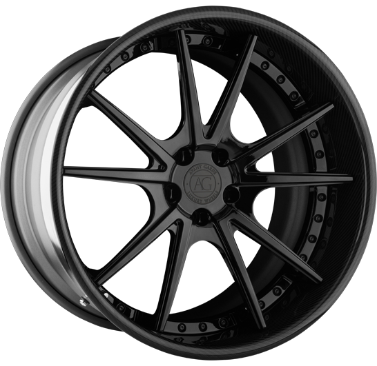 agl19 custom forged wheels