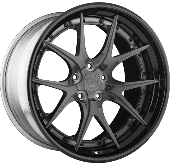 agl23 forged concave wheels