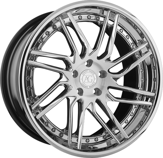 agl28 directional forged concave wheels