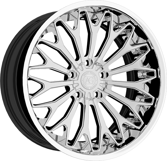 agl30 forged concave wheels