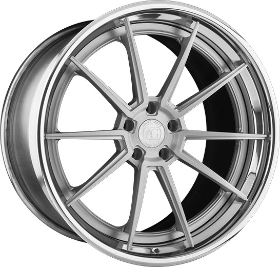 agl31 forged concave split five spoke wheels