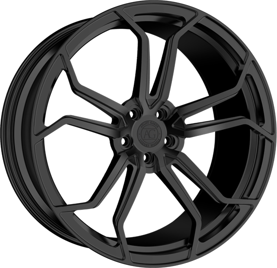agl32 monoblock forged concave wheels