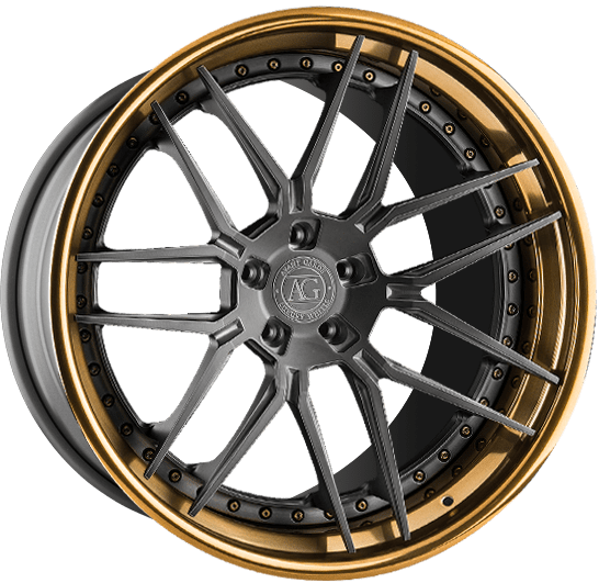 agl35 nd monoblock forged wheels