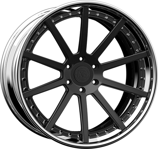 agl39 forged concave wheels