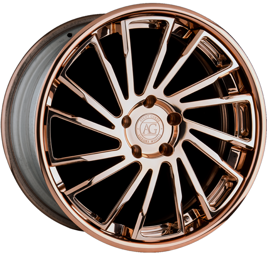 agl41 forged concave wheels