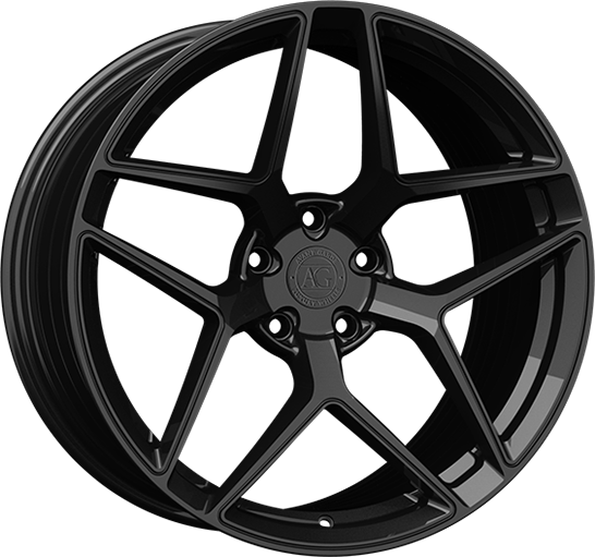 agl42 monoblock forged concave wheels